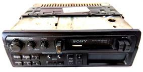Toca Fitas Tape Sony Xr-1850 Original Gol Bola/quadrado