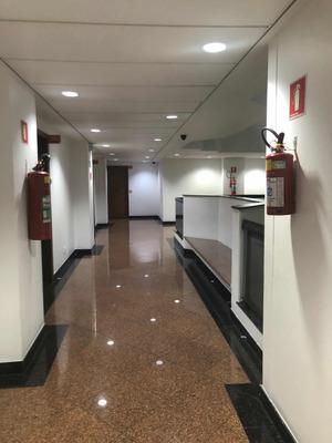 Sala Comercial Médica 45m2 Medical Center Moema