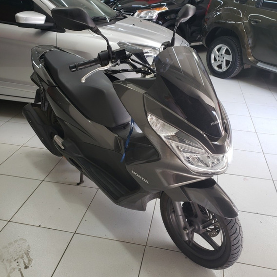Honda Pcx 2017 Impecavel