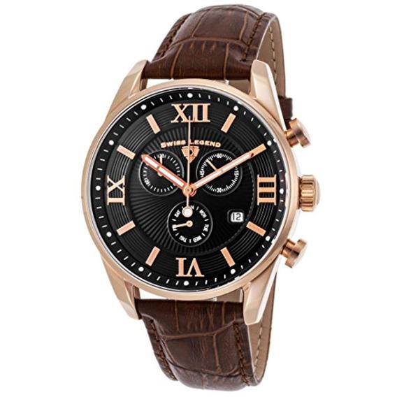 Swiss Legend Reloj Suizo Legend Para Hombre