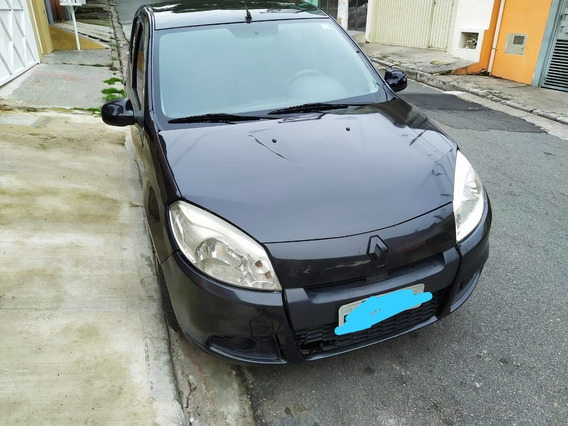Renault Sandero 1.0 16v Expression Hi-flex 5p 2011