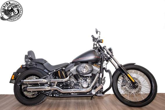 Harley Davidson - Softail Blackline