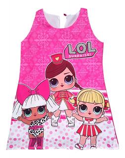 Vestido Lol Surprise - Ig