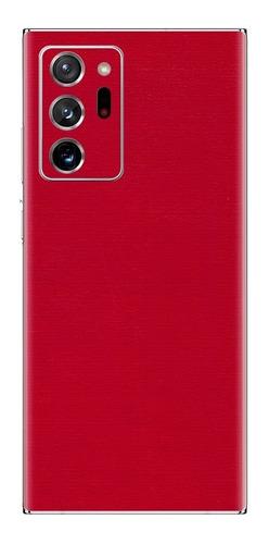 Imagem 1 de 1 de Película Skin Galaxy Note 20 Ultra Kingshield 3d - Couro-ver
