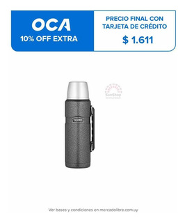 Termo Acero 1.2 Lts Marca Thermos King