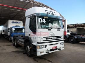 Iveco Eurotech 370 6x2 2004= Volvo Fh 380 400 420 Scania 124