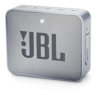 Parlante Jbl Go 2 Portable Bluetooth Resistencia Ipx7 Gris