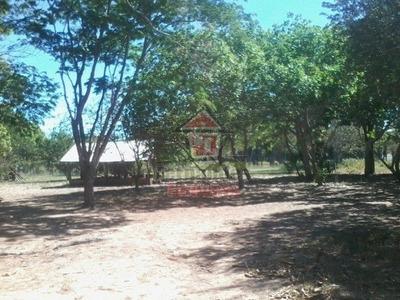 Fazenda À Venda Luciára - Mt -fa0178. - Fa0178