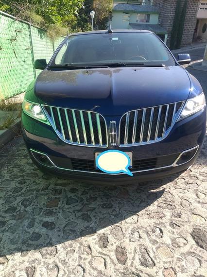 Lincoln Mkx 2012 Solo Efectivo