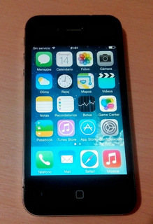 iPhone 4 8 Gb Liberado Cdma Con Linea Movilnet