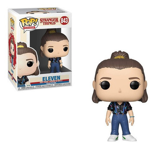 Funko Pop Eleven 802 Once Extrager Things Juguetesretro