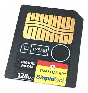 Smart Media 128mb Sandisk Teclados Korg O Camaras