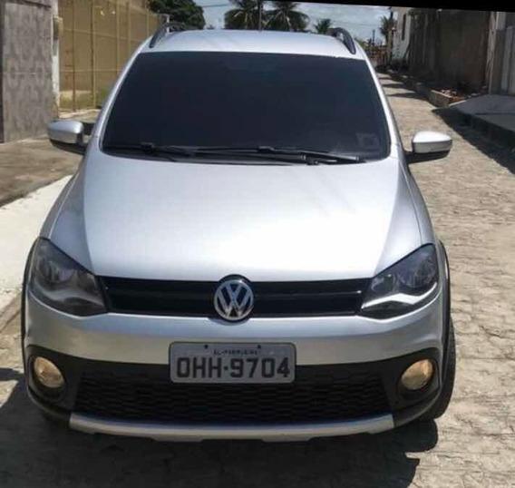 Volkswagen Crossfox 2014 Top De Linha