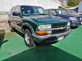 Chevrolet Blazer 4.3 Ls Tela 4x2 Mt 2000