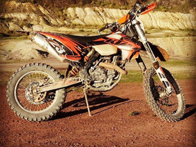 Vendo Ktm 450 Exc Eu 2014 Enduro Impecable Legal Patentada