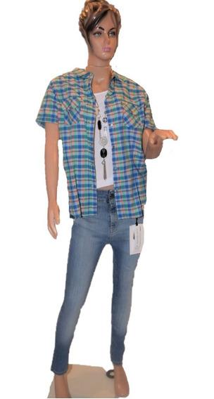 Wrangler Camisa Selama Western Shirt