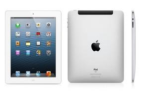 iPad 3 Branco 9,7pol 32gb Wifi+3g Caixa Original E Manuais