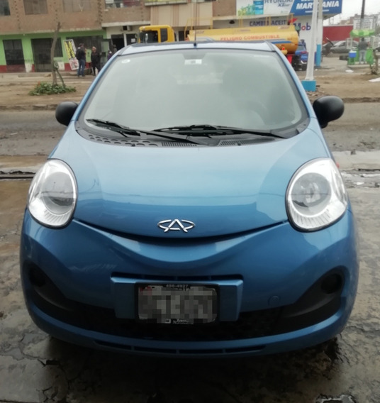 Chery Qq Auto Mecánico Basico
