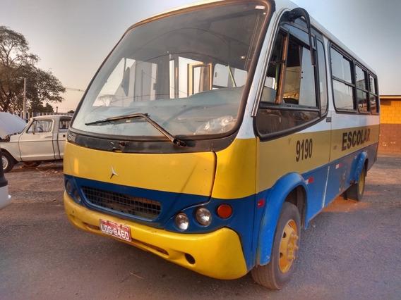 Micro Ônibus Mb 610 Micro Ônibus Comil
