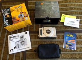 Kodak Advantix T550 - Funcionando Raridade Na Caixa Seminova