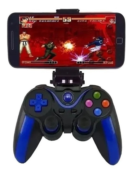 Controle Game Pad Sem Fio Wireless Android Windows Turbo