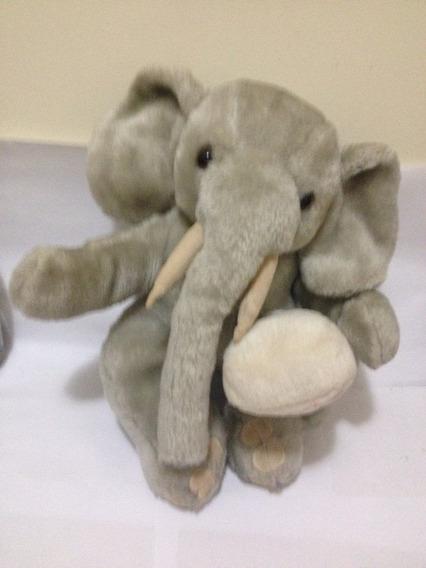 Elefante Pelucia Coleçao Parmalat