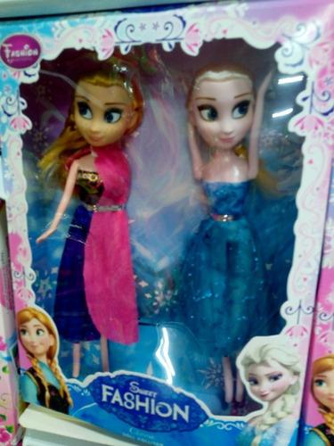 Frozen Dos En Uno / Muñeca / Barbie