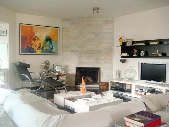 Apartamento Com 4 Dormitórios À Venda, 250 M² Por R$ 1.000.000 - Panamby - São Paulo/sp - Ap0049
