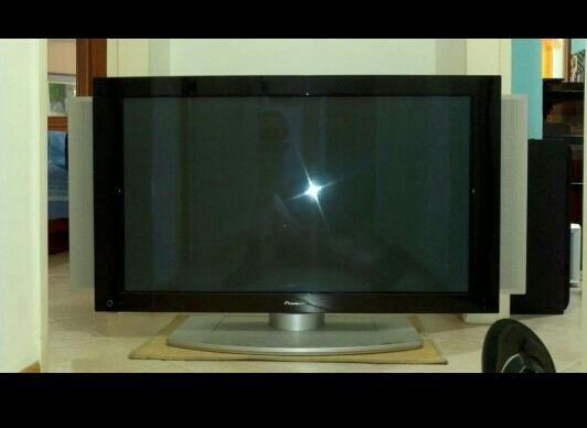 Televisor Plasma Pioneer Pdp-5040hd Purevision De 50