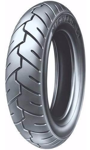 Pneu Dianteiro Burgman 125 Traseiro Michelin 350-10 S1 *