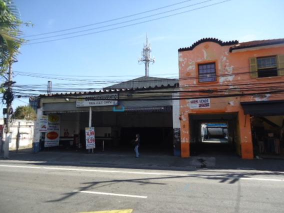 Terreno Em Pinheiros Com 1218 M² Útil - Bi22232
