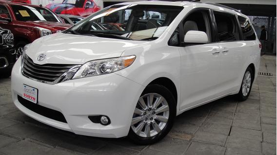 Toyota Sienna Xle Piel 2011