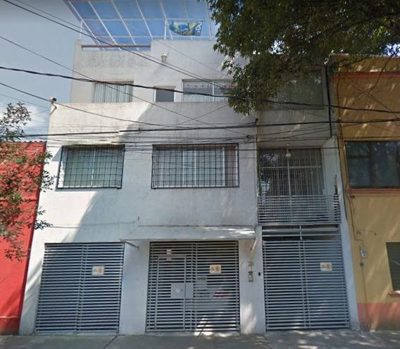 Remate Bancarioo Casa En Enrique Granados Cuauhtemoc