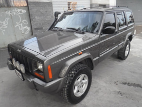 Jeep Cherokee 2.5 Classic Td 4x4 Excelente *permuto*