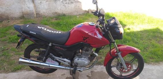Honda New Titan Cg 150 *zona Oeste Caseros*