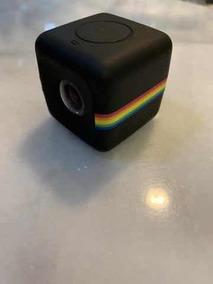 Camera Polaroid Cube Full Hd + Cartao 8 Gb + Capa Aquática
