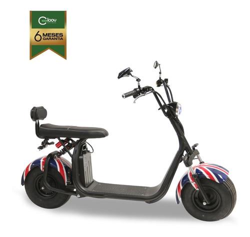 Moto Eletrica - Gloov - Bike