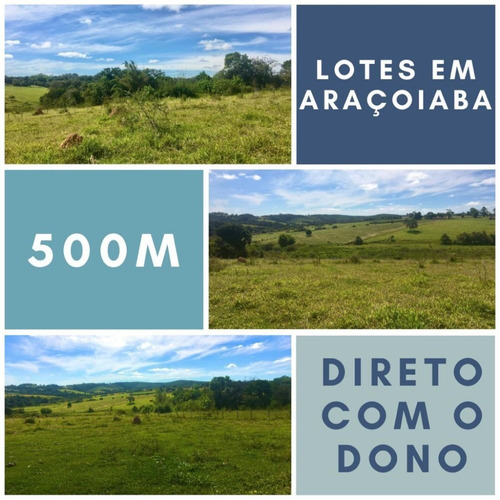 Imagem 1 de 6 de Terrenos Em Promoções Em Araçoiaba De Serra-sp  Imperdivél