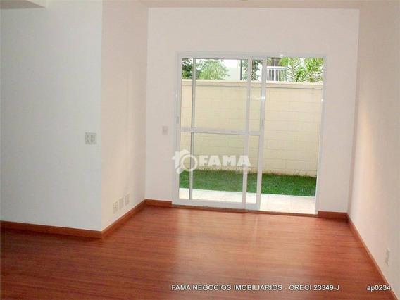 Apartamento Garden Residencial Para Locação, Residencial Premiere Morumbi, Paulínia - Gd0003. - Gd0003