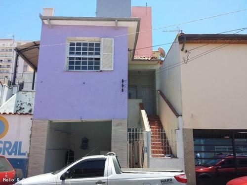 Casa Para Venda Em Bragança Paulista, Centro, 3 Dormitórios, 1 Banheiro, 1 Vaga - 948_2-699687