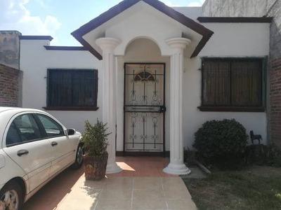 Renta Casa Equipada En Residencial.san Antonio