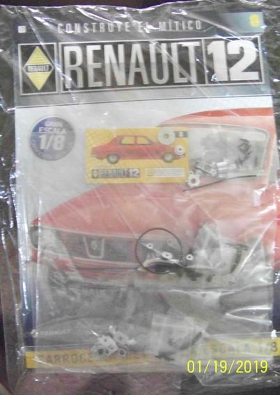 Construye El Mitico Renault 12 Fasc. N 8, 16