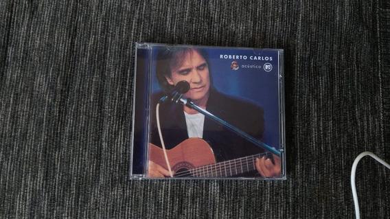 Cd Roberto Carlos - Acústico