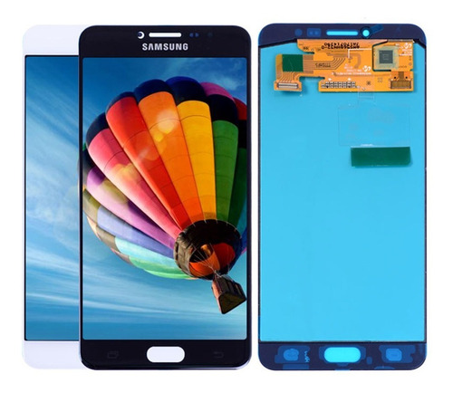 Samsung Galaxy C7 Display Super Amoled Touch Original