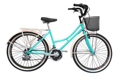 Imagen 1 de 1 de Bicicleta Playera Rin 26 18 Cambios