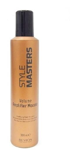 Revlon Style Masters Volume Amplifier Mousse Fibras 300ml