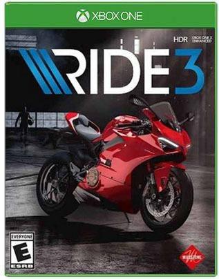 Ride 3 Mídia Física - Xbox One Lacrado !