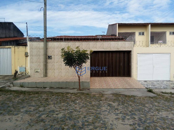 Casa À Venda, 141 M² Por R$ 330.000,00 - Prefeito José Walter - Fortaleza/ce - Ca0613