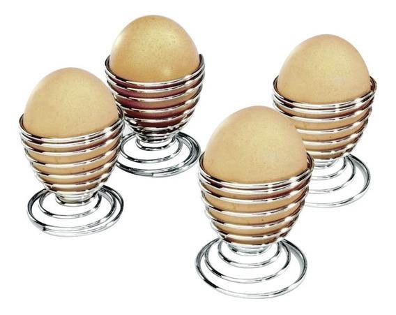 Jogo De Anéis Para Ovos Fackelmann 4 Peças