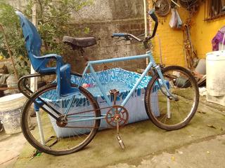Bicicleta De Paseo Con Cillita